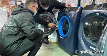 Home appliance shortage hit by global supply chain crisis. When consumers might expect relief