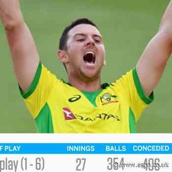 Are Australia ready to unleash Josh Hazlewood 2.0 at the T20 World Cup?