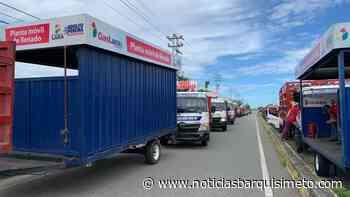 Más de 13 mil cilindros de gas distribuidos en Cabudare - Noticias Barquisimeto
