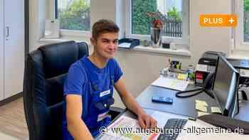 Zwei erfolgreiche Junghandwerker aus dem Landkreis Landsberg