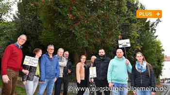 Fischertor-Anwohner protestieren gegen Fällung geschützter Bäume