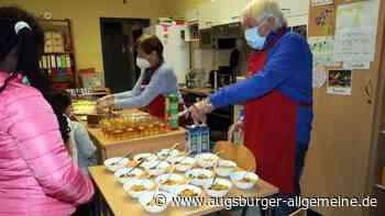 Ein Verein bietet Augsburger Kindern kostenloses Frühstück in der Schule