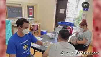 Los hispanos son el segundo grupo más vacunado contra el coronavirus en Filadelfia - Univision 65 Philadelphia