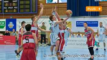 Landsbergs Basketballer senden ein deutliches Lebenszeichen