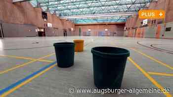 Die marode Turnhalle des Rudolf-Diesel-Gymnasiums wird womöglich abgerissen