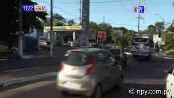 Clausuran media calzada del puente que une Lambaré con Asunción por reparación | Noticias Paraguay - NPY