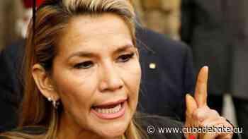 Bolivia: Tribunal considera inconstitucional la asunción de Jeanine Áñez - CubaDebate