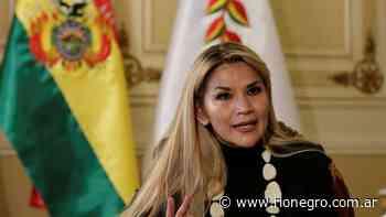 La justicia de Bolivia dijo que la asunción de Jeanine Áñez fue inconstitucional - Diario Río Negro