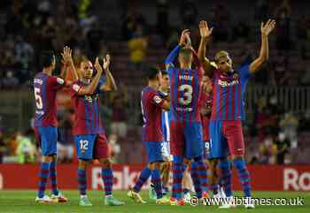 Barcelona are suddenly favourites to win 'El Clasico'