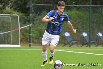 """Lorenzo Mauceri (FC Aalbeke): """"Het moest er eens van komen"""""""