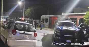 Le grita... y la mata - El Mañana de Reynosa
