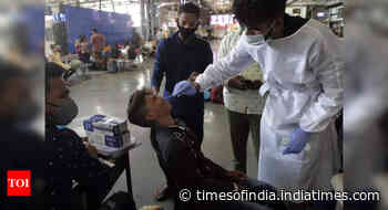 Coronavirus live updates: Recovery rate currently at 98.14%; highest since March 2020 - Times of India