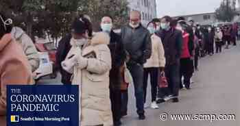 China takes soft approach to lockdown as coronavirus cases rise - South China Morning Post