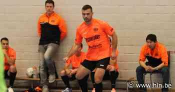 """Shaun Vandecasteele (PS Oostkamp) na bekerstunt tegen Kortemark: """"We hadden meteen het gevoel dat Kortemark te pakken was"""" - Het Laatste Nieuws"""