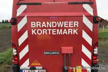 Brandweer moet ingrijpen bij probleem met houtkachel (Kortemark) - Het Nieuwsblad