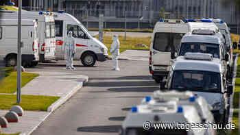 Liveblog: ++ Russland: Zahl der täglichen Toten auf Höchststand ++
