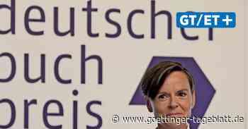 Gewinnerin des Deutschen Buchpreises 2021 kommt nach Göttingen