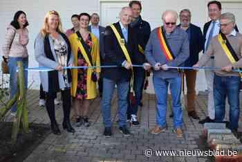 """Na heel wat vertraging is renovatie van sportcomplex Vogelenzang dan toch klaar: """"Door corona was het lang wachten op bouwmateriaal"""""""