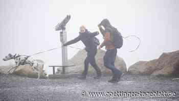 Wetter in Deutschland: Erst kommt der Spätsommer, dann der Sturm