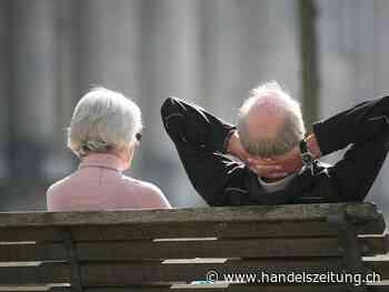 Kein Spitzenplatz für Schweizer Rentensystem
