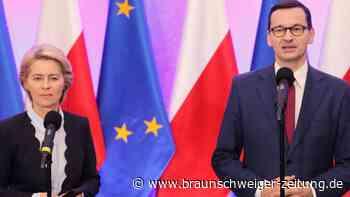 EU-Abgeordnete attackieren Polens Ministerpräsident