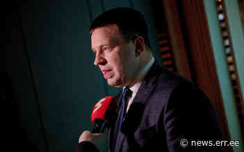 Ratas not ruling out new coronavirus emergency situation - ERR News