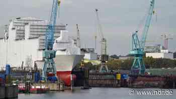 Corona-Krise trifft Schiffbau in Norddeutschland hart - NDR.de