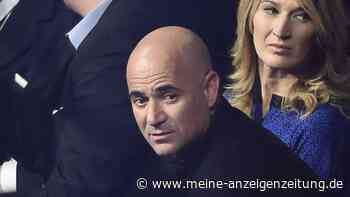 """Morddrohungen! Steffi Graf und Andre Agassi in Angst - """"Ich will dich tot sehen"""""""