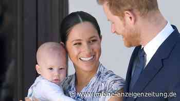 Archie Mountbatten-Windsor: So beliebt ist Archie bei der Namenswahl