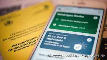 Betrüger bieten Zivilpolizei gefälschte Impfausweise an