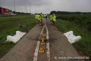 """Vooruit Beveren vraagt extra signalisatie aan tractorsluis na zware ongevallen: """"Borden alleen niet veilig genoeg"""""""