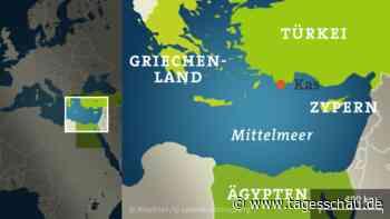 Schweres Erdbeben erschüttert östlichem Mittelmeerraum