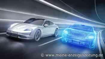 Porsche plant Service-Revolution: Autos sollen Probleme frühzeitig erkennen