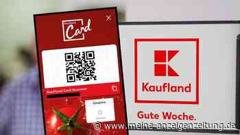 """Digitale Revolution aus Neckarsulm: Erste Kunden nutzen """"Kaufland Card"""""""