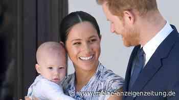 Archie Mountbatten-Windsor: So beliebt ist Archie bei den Vornamen