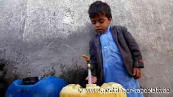 Seit Bürgerkriegsbeginn imJemen: 10.000 Kinder verwundet oder getötet