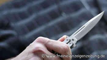 Mann will Klamotten stehlen: Aggressiver Ladendieb droht Angestellten mit Messer