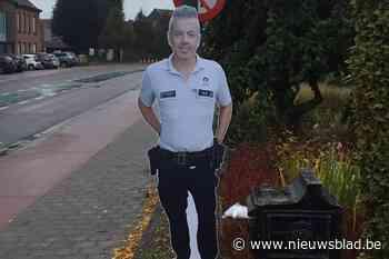 """Kartonnen wijkinspecteur 'waakt' voortaan aan begin van zone 30: """"Chauffeurs vertragen effectief"""""""