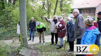 Spannende Führung über den Alten Friedhof in Gifhorn