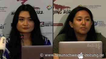 Olympia 2022 in Peking: Uiguren-Aktivisten fordern Boykott