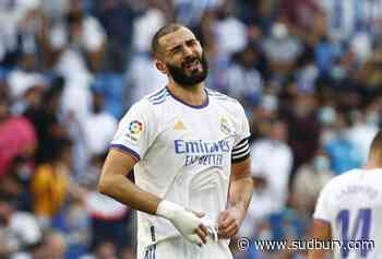 Madrid forward Benzema on trial in France for blackmail