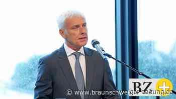 """Ex-VW-Chef Müller steigt bei der Firma """"Piëch"""" aus"""