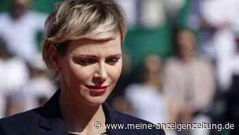Fürstin Charlène von Monaco - Palast verkündet trauriges Update