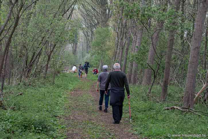 Klimaatwandeling in het kader van de Week van het Bos
