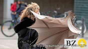 Herbststurm: In Teilen Deutschlands sind Orkanböen möglich