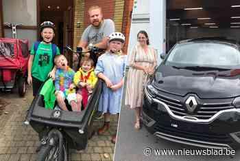 """Dieven stelen wagen van gezin met vier kinderen: """"We keken zo hard uit naar ons bezoekje aan de Efteling"""""""