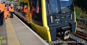 Passengers to get first look at new Merseyrail train this weekend