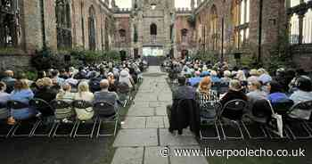Week of Halloween films coming to Liverpool's Bombed out Church with boozy hot drinks