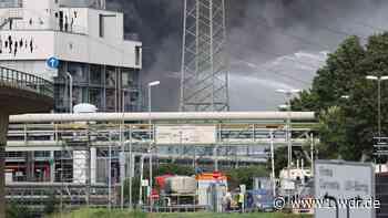 Explosion im Chemiepark: Ermittlungsverfahren gegen drei Beschäftigte