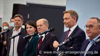 Jetzt wird bekannt, wie SPD, FDP und Grüne genau verhandeln wollen - erste Details durchgesickert